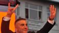 Çete lideri Sedat Peker'den teröre lanet mitingi