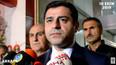 Demirtaş'tan Davutoğlu'na: Bize parmak sallayarak...