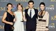 Cannes'da dört sultan