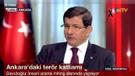 Davutoğlu: Kılıçdaroğlu mahremimizi paylaştı!