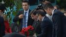 Davutoğlu patlama noktasına karanfil bıraktı