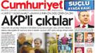 Cumhuriyet'e göre saldırıda suçlu Erdoğan!