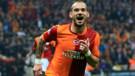 Sneijder 2018'e kadar Galatasaray'da