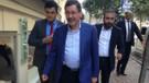 Melih Gökçek'ten Ahmet Hakan'a ziyaret