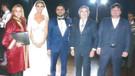 Büşah Gencer'in mutlu günü! Oğlunu evlendirdi