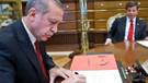 Erdoğan'ın masasında dikkat çeken ayrıntı