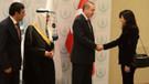Rus elçi, Erdoğan'ın resepsiyonuna katılmadı