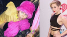 Miley çişini yaparken çekilen fotoğrafı paylaştı!