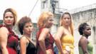 Brezilya'da mahkumlar güzellik yarışmasında!