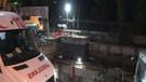 Metro şantiyesinde iş kazası: 1 ölü