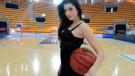 Güzelliği ile dikkat çeken basketbolcu  Valentina Vignali