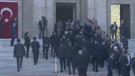 Meclis açılışında Cumhurbaşkanı Erdoğan'ı böyle karşıladılar