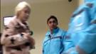 Aleyna Tilki hastaneyi birbirine kattı