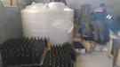 Yılbaşına günler kala Tekirdağ'da 84 ton sahte içki ele geçirildi