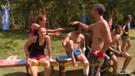 Survivor'da ünlüler takımı birbirine girdi