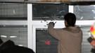 Yeni Şafak Gazetesi ve Akit Medya Grubu binasına molotoflu-silahlı saldırı...