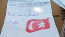 Polis kızının duygusal mektubu sosyal medyayı salladı