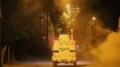 PKK, polis ve asker lojmanlarına taciz ateşi açıp, zırhlı araca el yapımı bomba attı
