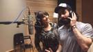 Ayşegül Aldinç Gökhan Türkmen'le stüdyoya girdi