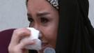 Gülsüm Elkhatroushi tesettüre girme hikayesini ağlayarak anlattı