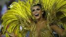 Zika virüsü bile Rio'da çılgın eğlenceyi durduramadı