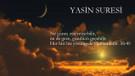 Berat Kandili'nde neden Yasin Suresi okunur? Türkçe ve Arapça okunuşuyla Yasin Suresi