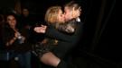 Magazin dünyasına damgasını vurmuş ünlülerden aşk öpücükleri