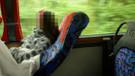 Otobüste mastürbasyon yapan muavin tutuklandı