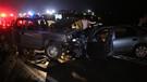Kocaeli'de zincirleme trafik kazası: 2 ölü, 10 yaralı