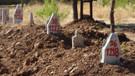 Kimse sahip çıkmadı! 56 PKK'lının cenazesi kimsesizler mezarlığına gömüldü.