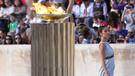 Olimpiyat meşalesini çalmaya çalışan kişi gözaltında