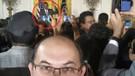 ABD'de şok görüntü! Darbeci'den Beyaz Saray'da selfie!