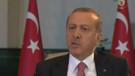 Cumhurbaşkanı Erdoğan'ın terör çıkışı Alman sunucuya yayını kestirdi
