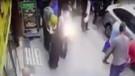Fatih'te yumruklu saldırı