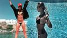 En güzel bikini vücuduna sahip olan ünlü hangisi?