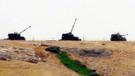 Şanlıurfa'da tank ve obüslerin namluları Cerablus'a çevrildi!