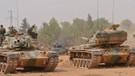 Teröristler Cerablus'ta tankımıza saldırdı