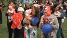 2 bin anne Dünya Emzirme Günü'nü kutladı