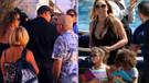 Dünyaca ünlü şarkıcı Mariah Carey Bodrum'da tatil yapmış