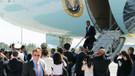 Obama'yı Çin'de alt seviye görevliler karşıladı!