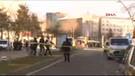 Gaziantep'te Emniyet'e saldıran canlı bomba öldürüldü