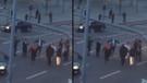 Almanya'yı sarsan silahlı Türk düğünü: Yolu kapattılar, havaya ateş açıp misket oynadılar