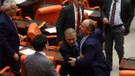Meclis'te yine kavga çıktı