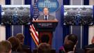 Beyaz Saray'ın yeni sözcüsünden ABD basınına tepki