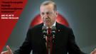 Cumhurbaşkanı Erdoğan'dan Tekalan tepkisi