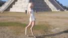 Sarışın kadının görüntüsü Google Haritalar kullanıcılarını ürpertti: Uzaylı