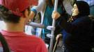 Toplu taşımada yaşlılara yer vermeyin işte nedeni