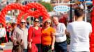 Aşk Festivali barış, sevgi ve hoşgörü çağrısıyla bitti
