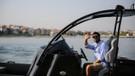 Barış Arduç kaptan koltuğunda