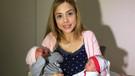 Sevinç Çelik hamileyken hamile kaldı dünyada 12. oldu